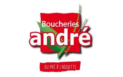 logo boucheries andre