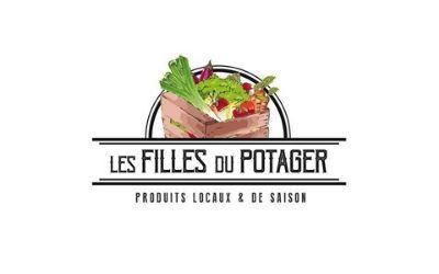logo les files du potager